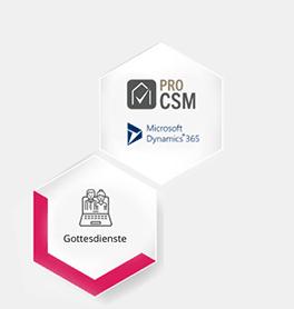 proCSM-gottesdienste